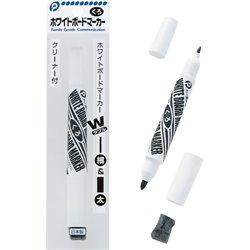 [ホワイトボード・黒板] No.23134 / ホワイトボードマーカー(黒) 3.0mm