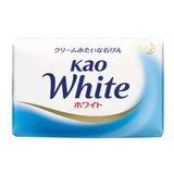 [Shampoo/Soap] No.162322 / Kao White Soap 85g