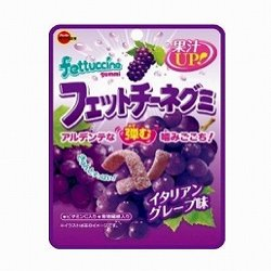 [Gummi] No.150327 / Fettuccine Gummy (Italian Grape / 50g)
