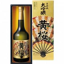 [アルコール飲料] No.175135 / 華祥風 大吟醸 黄桜 720ml