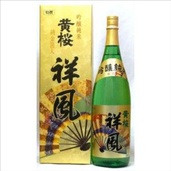[Alcohol] No.175136 / Kizakura Shouhu 1.8L