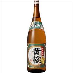 [アルコール飲料] No.175138 / 特撰 純米吟醸 黄桜 1.8L