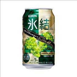 [アルコール飲料] No.168625 / キリン 氷結 シャルドネスパーク 缶 350ml