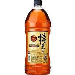 [アルコール飲料] No.204187 / キリン オークマスター 樽薫る 40度 2.7Lペット
