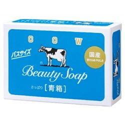 [シャンプー・石鹸] No.202179 / 牛乳石鹸 青箱 130g
