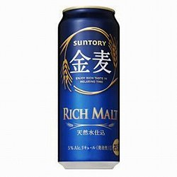 [Alcohol] No.151043 / Beer Taste Alcoholic Beverage (500ml)