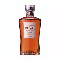 [SUNTORY Whisky] No.168483 / SUNTORY ROYAL Whisky (slim bottle) N 660ml
