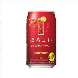 [Alcohol] No.176923 / Chuhai Iced Tea 350ml
