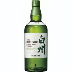 [SUNTORY Whisky] No.169023 / Suntory Single Malts HAKUSYU 700ml