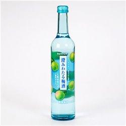 [アルコール飲料] No.170680 / サントリー 澄みわたる梅酒 500ml