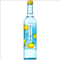 [Alcohol] No.170681 / SUNTORY Yuzu Liqueur 500ml