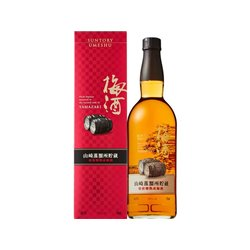 [Alcohol] No.176040 / Yamazaki distillery store storage roasting barrel aged plum wine 750 ml