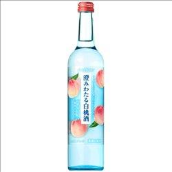 [アルコール飲料] No.170683 / サントリー 澄みわたる白桃酒 500ml