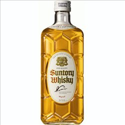 [SUNTORY Whisky] No.168482 / SUNTORY Whisky (recutanglar bottle) 700ml