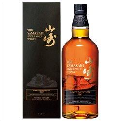 [アルコール飲料] No.176039 / 山崎リミテッド17カートン付 700ml