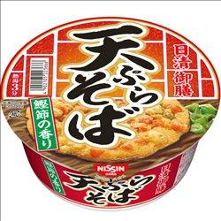 [インスタント食品] No.151246 / 日清 日清御膳 天ぷらそば 86g