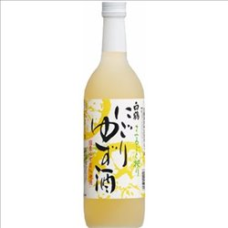 [Alcohol] No.173546 / HAKUTSURU Yuzu Sake 720ml
