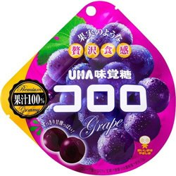 [Gummi] No.170569 / Cororo Gummy (Grape Flavor / 48g)