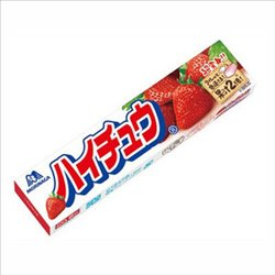 [Candy/Drops] No.72750 / Hi-Chew (Morinaga / Strawberry / 12pc)