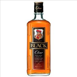 [SUNTORY Whisky] No.168486 / Black Nikka (clear) 700ml