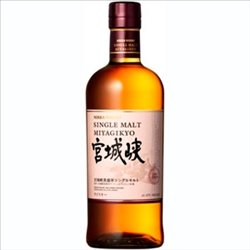 [SUNTORY Whisky] No.169025 / NIKKA Single Malt MIYAGI KYO 700ml