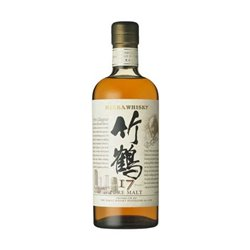 [Alcohol] No.175140 / Bamboo crane 17 years pure malt 700 ml