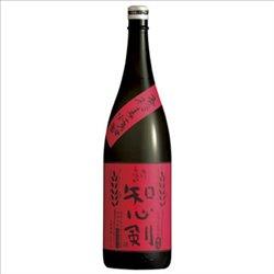 [アルコール飲料] No.175202 / 本格麦焼酎「知心剣」25°1.8L