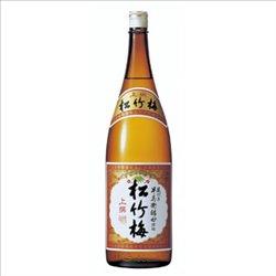 [アルコール飲料] No.175200 / 上撰松竹梅1.8L