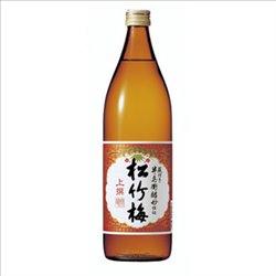 [アルコール飲料] No.175201 / 上撰松竹梅900ml