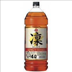 [アルコール飲料] No.176041 / 宝 キングウイスキー 凜 セレクト 4L