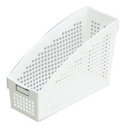 [ブック、ファイルスタンド] No.48770 / A4 ネームスタンド  ホワイト