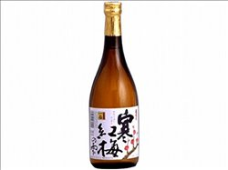 [Alcohol] No.173553 / Pure Rice Winter Plum Tree Drop 720ml