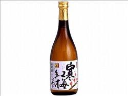 [アルコール飲料] No.173553 / 一品 純米 寒紅梅の雫 720ml