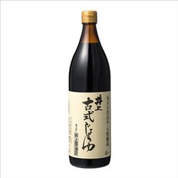 [Seasoning/Spice] No.175761 / Old style soy sauce 900ml