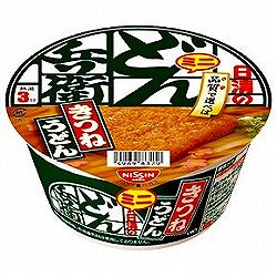 [Instant food] No.130735 / Mini Size Instant Udon With Fried Tofu (46g)