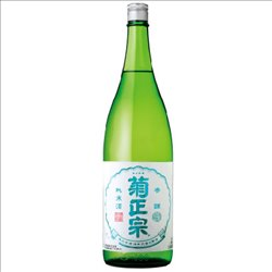 [Alcohol] No.173555 / Sake High-Class Pure Rice 1800ml