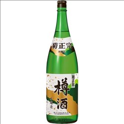 [Alcohol] No.173557 / Barreled Pure Rice Sake 1800ml