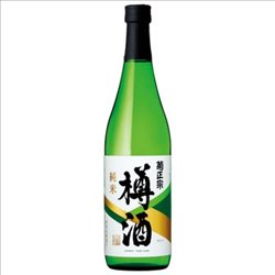 [Alcohol] No.173556 / Barreled Pure Rice Sake 720ml