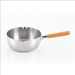 [調理器具] No.174916 / ステンレス雪平鍋20cm