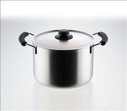 [調理器具] No.174928 / シーズ・クッキング 深型両手鍋22cm