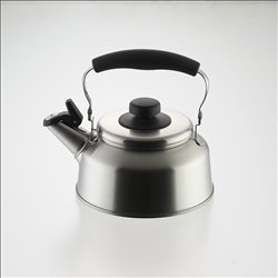 [調理器具] No.174933 / シーズ・クッキング 笛吹きケトル1.6L