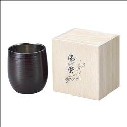 [コップ] No.174853 / 2重ロックカップ(1客)曙塗り
